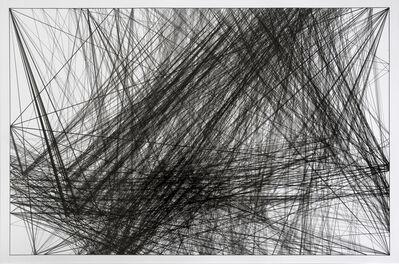 Gustavo Díaz, 'Paradigma de la línea I', 2008