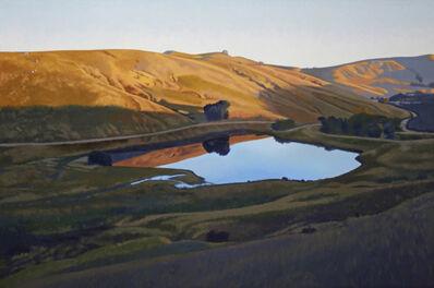 Bruce Everett, 'Ranch Pond, (Cambria)', 2020