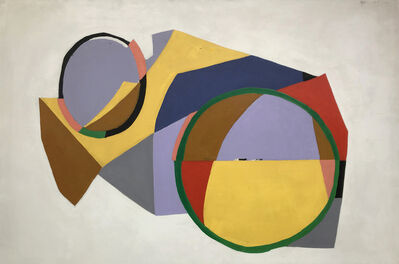 Beatrice Mandelman, 'Sun Series B6', 1970
