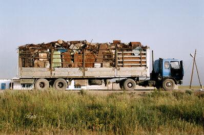 Gulnara Kasmalieva & Muratbek Djumaliev, 'Metal Truck Caravan', 2006