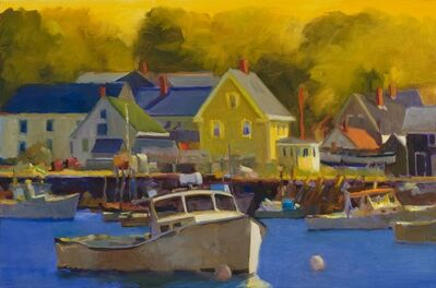 Connie Hayes, 'Yellow, VH'
