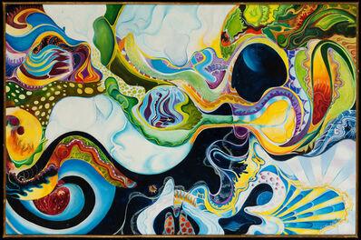 Isaac Abrams, 'Cosmoerotico', 1969