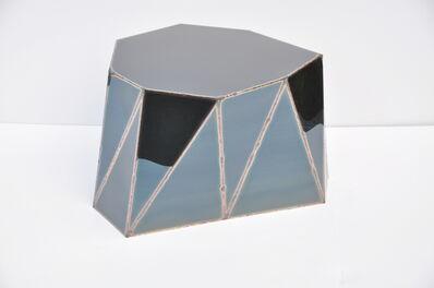 Julian Mayor, 'Mirror Table Black', 2012