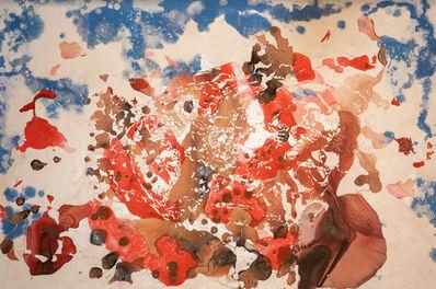 YoAhn Han, 'Crimson Breath', 2020