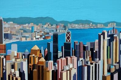 Andy Burgess, 'Hong Kong Skyline III', 2016