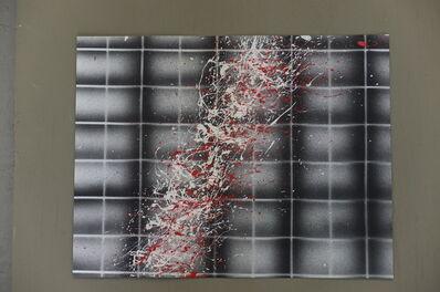 Frank Gavere, 'GridWork/ Splash', 2014
