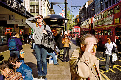 Matt Stuart, 'New Bond Street. London, England. GB.', 2006