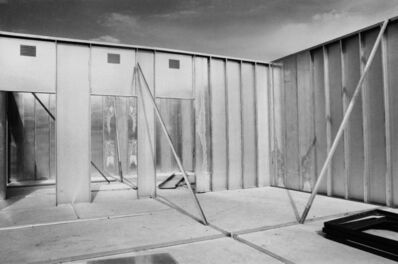 Catherine Wagner, 'Metallic Construction, San Rafael', 1977
