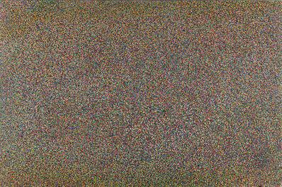 Wu Jian'an 邬建安, 'Color Points 1 苯板上的彩点1', 2013