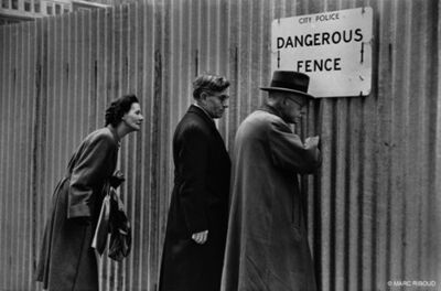 Marc Riboud, 'Londres, 1954', 1954