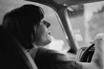 Graham Nash, 'Jackson Browne Cruising 1972', 1972