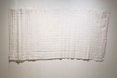 Sarah Irvin, 'Out of the Furrow: Tapestry', 2020