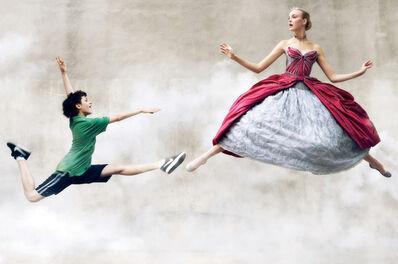 Arthur Elgort, 'Flights of Fancy, Vogue', 2008
