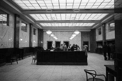 Margherita Spiluttini, 'Anglo-Österreichische Bank (später Zentralsparkasse, Bank Austria), Wien, AT, Architekt Adolf Loos', 1981