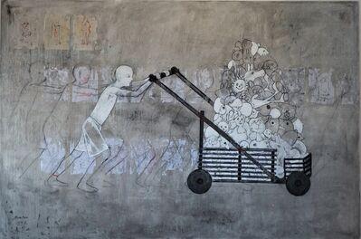 SHADI ABOUSADA, 'Remains of a Shadow', 2016