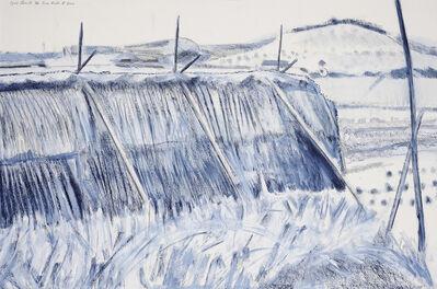 Guy Stuart, 'Rice Ricks at Iwakura', 1986