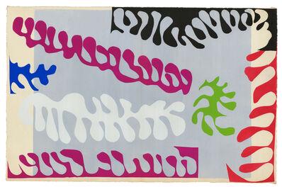 Henri Matisse, 'Le Lagon', 1947
