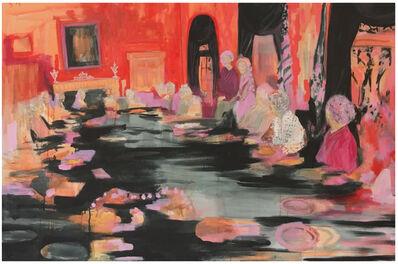 Elizabeth Schwaiger, 'Pink Cabinet', 2017