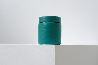 Lai Chih-Sheng 賴志盛, 'Paint Can _ Light Turquoise', 2014