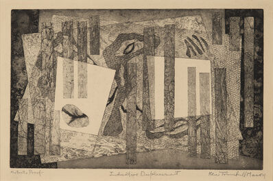 Alice Trumbull Mason, 'Indicative Displacement', 1947