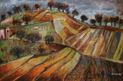 Nabil Anani, 'Old Birzeit', 2014