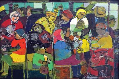 "Sarkis Hamalbashian, '""Bus"" / ""Otobüs""', 2015"