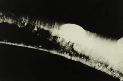Hitoshi Fugo, 'Flying Frying Pan-41', 1983