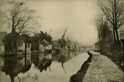 Peter Henry Emerson, 'The Compleat Angler (Album)', 1888