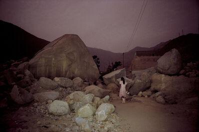 William Albert Allard, 'Earthquake rubble, Peru 1984', 1984