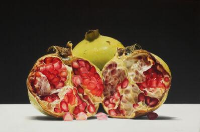 Rafael de la Rica, 'Autumn fruit', 2019