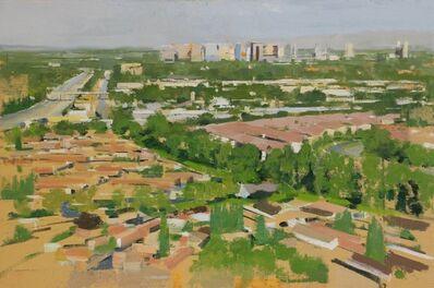 Ryan M. Reynolds, 'Sprawl No. 11/ oil on canvas on panel', 2018