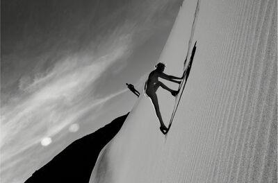 Tyler Shields, 'The Climb', 2020