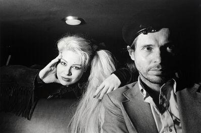 Ryan Weideman, 'Self-Portrait with Dianne Brill', 1986