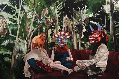 Sani Guerra, 'As máscaras', 2017