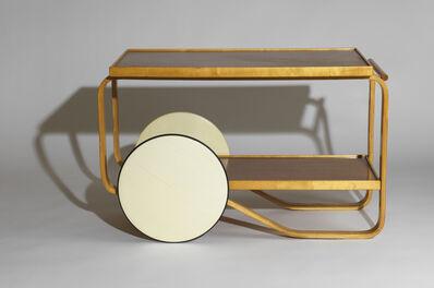 Aino Maria Marsio-Aalto, 'Tea trolley (model 98)'