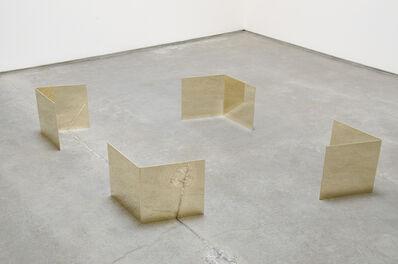 Dane Mitchell, 'Teleplastic Configuration (Sleep Architecture)', 2014