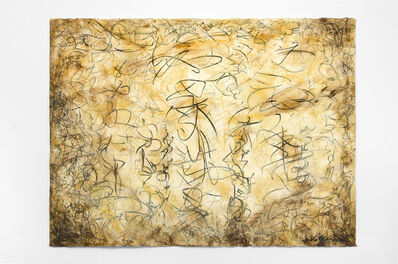 Jeffrey Vallance, 'Automatic Zenic Calligraphy ', 2016