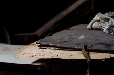 Gergana Mudova, 'Letters', 2018