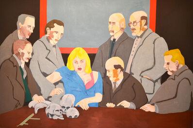Ad Gerritsen, 'De Beschouwers', 1991