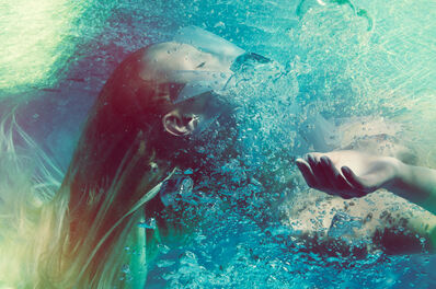 """Susanne Stemmer, 'Mask IV """"Underwater Photography""""', 2013"""