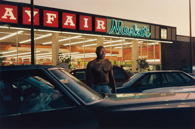 Philip-Lorca diCorcia, 'Ike Cole, 38 years old, Los Angeles, California, $25 (Mayfair Market)', 1991-1992