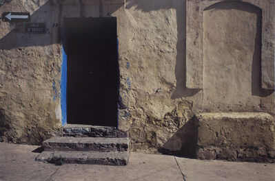 Harry Callahan, 'Mexico', 1982