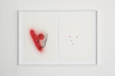 Giuseppe De Mattia, 'Fotografia come matrice del mio segno (Testa abruzzese), Bologna', 2017
