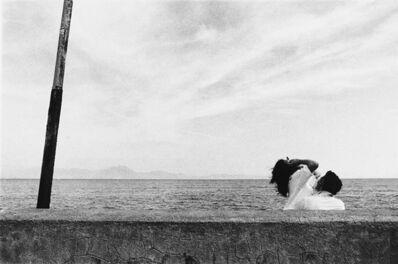 Antonio Biasiucci, 'Senza titolo (Innamorati)', anni 1980