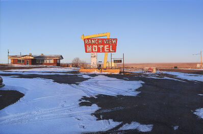 Rod Penner, 'Ranch View Motel / Vaughn, NM', 2013