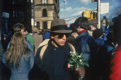 Hervé GLOAGUEN, 'NY, 1980', 1980