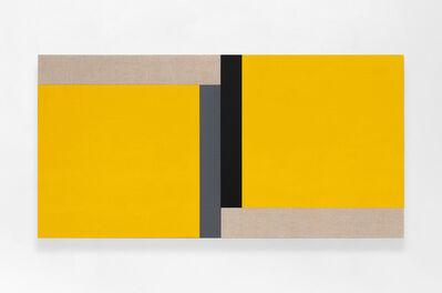 Scot Heywood, 'Haikube - Yellow', 2020