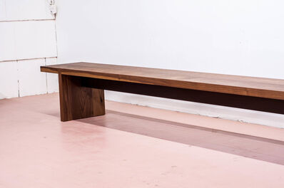 Jeff Martin, 'House Party Bench', 2018