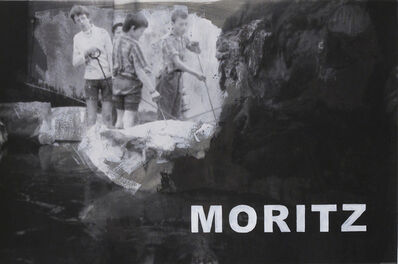 Michael Hall, 'Moritz', 2017