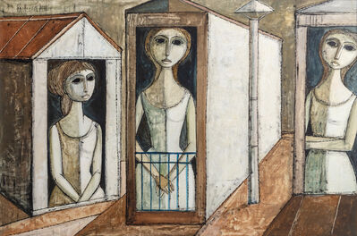 Lucio Ranucci, 'Three Women', 1971